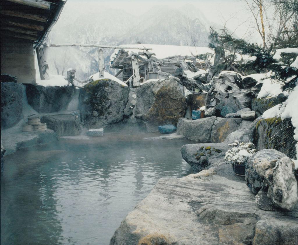<p>露天風呂</p>