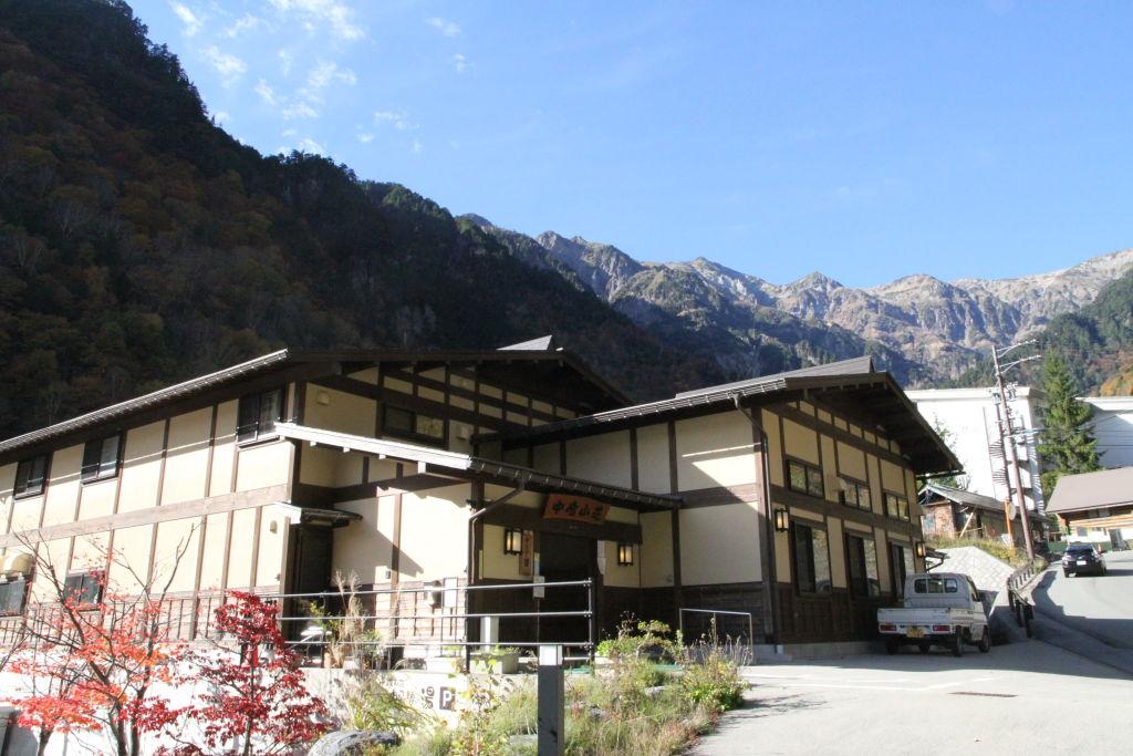 「湯気の国」(ゆきのくに) 中崎山荘 奥飛騨の湯