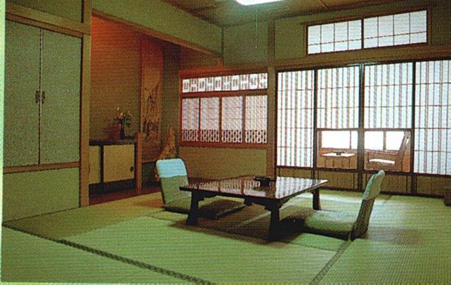 <p>客室の一例</p>