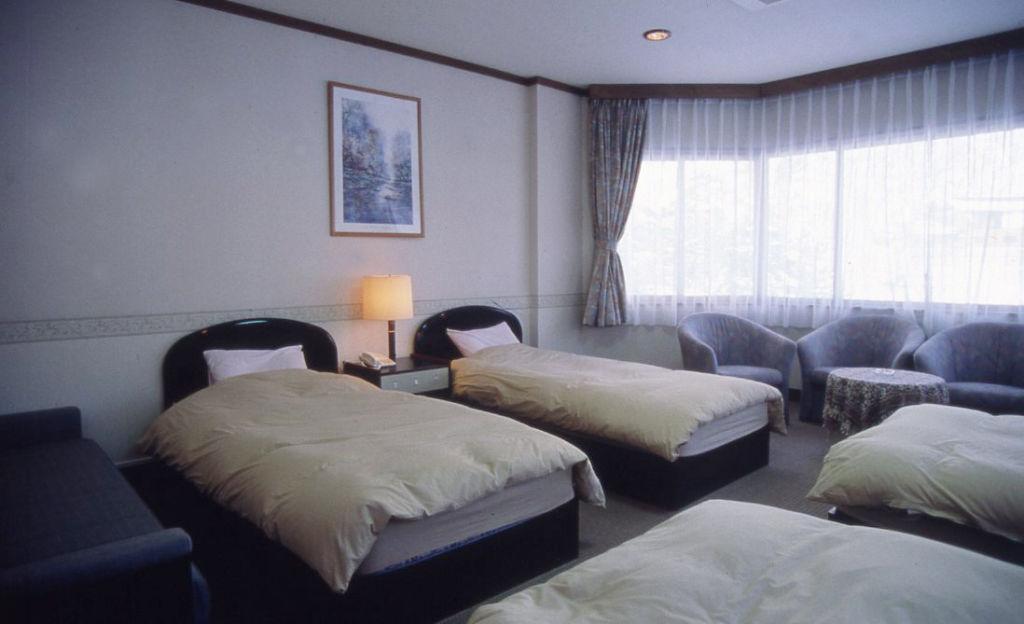 <p>お部屋の一例</p>