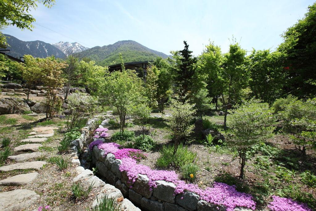 <p>庭園</p>