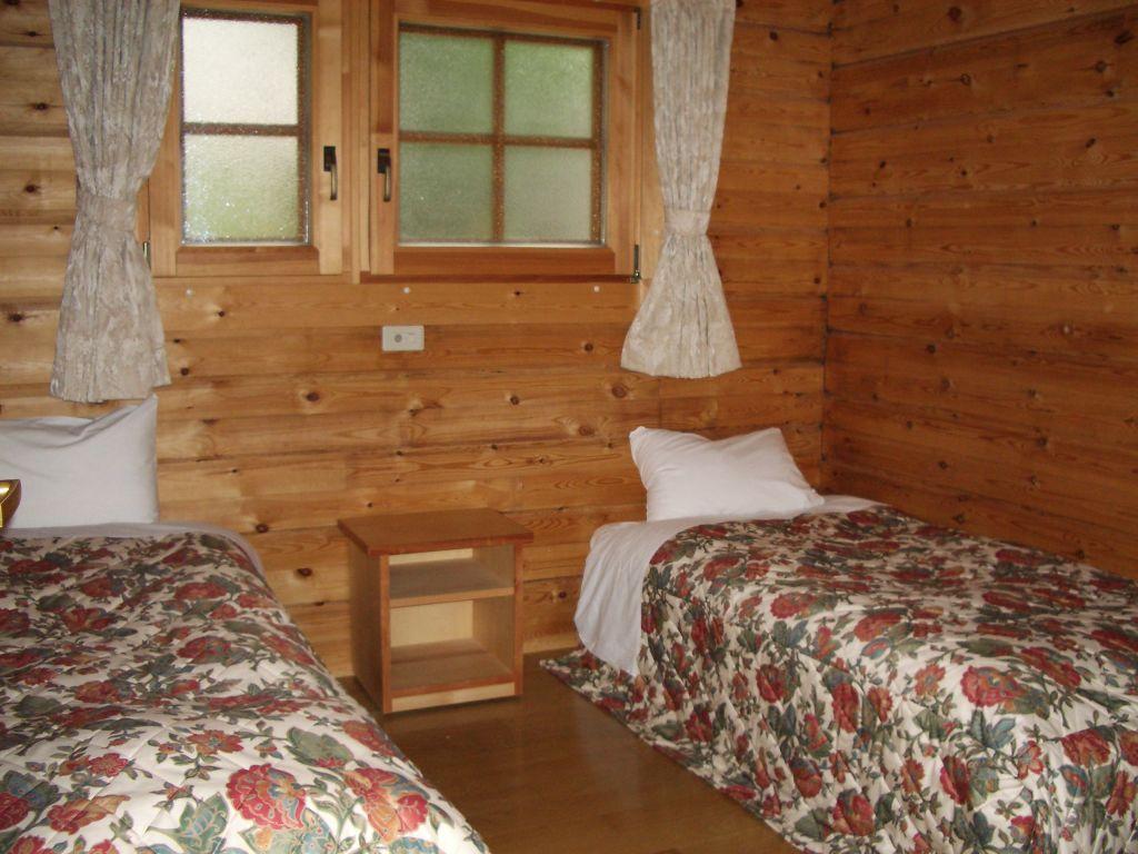 <p>寝室の一例</p>