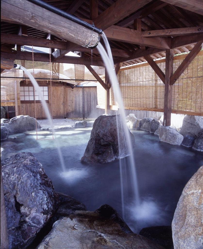 <p>貸切風呂「山伏の湯」</p>